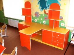 Развивающая мебель