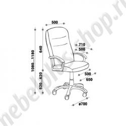 Кресло для руководителя - ЛОЛА