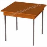 Стол обеденный на 4 человека (пластик+м/к)