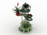 Стойка для цветов «Каскад»