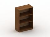 Шкаф-стеллаж средний открытый