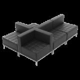 Мягкая мебель для офиса - ЛЕКСА